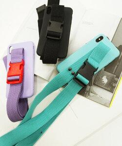 20%offクーポン配布中◆iPhoneケース バックル付iPhone
