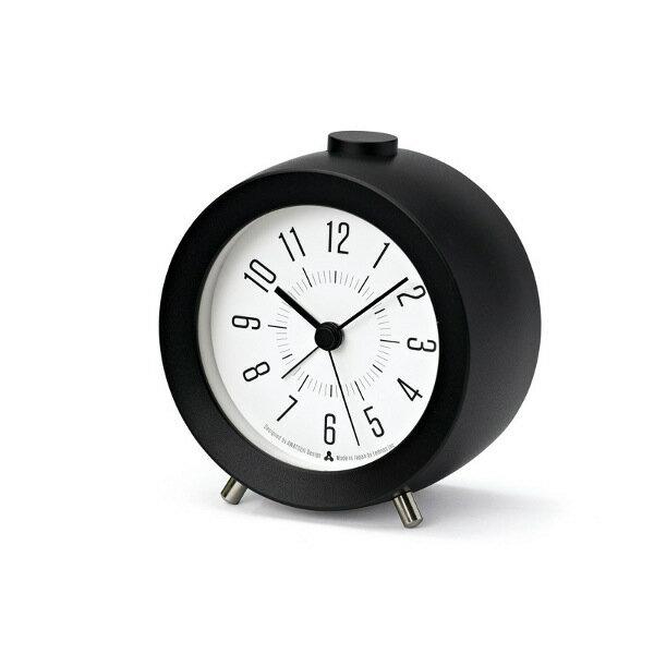 [エントリーで全品更にポイント10倍]LEMNOS(レムノス)壁掛け時計JIJIalarm(ジジアラーム)ブラックAWA13-04BK【楽ギフ_包装】【楽ギフ_のし宛書】【P10】【10P04Sep18】