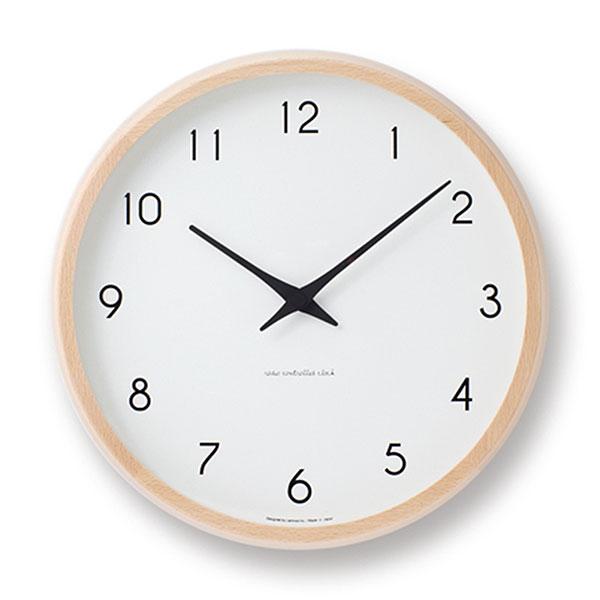 [最大16倍]お得なクーポン発行中!LEMNOS(レムノス)掛け時計Campagneカンパーニュナチュラルlm-PC10-24WNT【楽ギフ_包装】【楽ギフ_のし宛書】【RCP】【P10】【10P13Dec15】