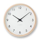 お得なクーポン発行中!LEMNOS(レムノス)掛け時計Campagneカンパーニュナチュラルlm-PC10-24WNT【楽ギフ_包装】【楽ギフ_のし宛書】【RCP】【P10】【10P13Dec15】