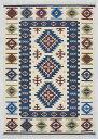 [最大25倍]北欧のラグSoftKilim(ソフトキリム)Esfahan(イスファハン)140×200【P10】【10P14Apr18】