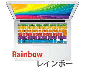 AppleWirelessKeyboard/MacBook�����ܡ��ɥ��С����ܸ�(JIS����)AirProRetina11/13/15������ƥ�ǥ��б���RMC���ꥪ�ꥸ�ʥ�ǥ����顼��Keyboardcover[RMC]�ޥå��ޥå��֥å�MaciMac�쥤��ܡ�rainbowmavericks���顼