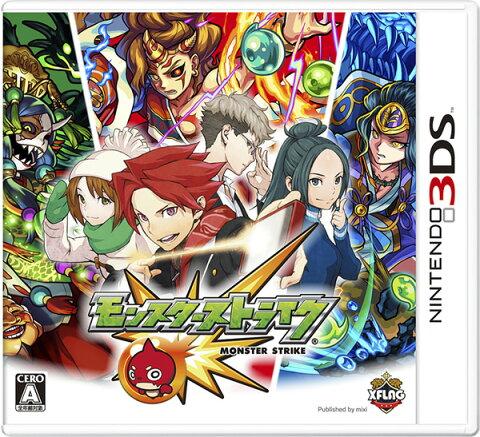 【中古】モンスターストライク 3DS CTR-P-BFLJ / 中古 ゲーム