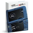 Newニンテンドー3DS LL 本体 メタリックブルー 【送料無料】【任天堂】【Nintendo】【3DS】【本体】【中古】【中古ゲーム】