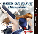 【中古】 DEAD OR ALIVE Dimensions 3DS CTR-P-ADDJ / 中古 ゲーム