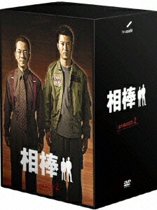 DVD−BOX 【新品】 【DVD】 水谷豊 相棒 II season 10