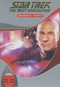 【新品】【DVD】STAR TREK THE NEXT GENERATION SEASON 2:PART 2 パトリック・スチュワート