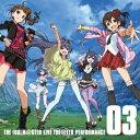 【新品】【CD】『アイドルマスター ミリオンライブ!』テーマソング::THE IDOLM@STER LIVE THE@TER PERFORMANCE 03 (ゲーム・ミュージック)