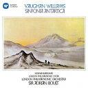 交響曲 - 【新品】【CD】ヴォーン・ウィリアムズ:「南極交響曲」(交響曲 第7番) エイドリアン・ボールト(cond)