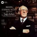 【新品】【CD】ブラームス:交響曲 第3番 悲劇的序曲 オイゲン・ヨッフム(cond)