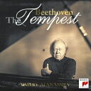 器乐曲 - 【新品】【CD】テンペスト〜プレイズ・ベートーヴェンII ヴァレリー・アファナシエフ(p)