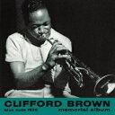 其它 - 【新品】【CD】クリフォード・ブラウン・メモリアル・アルバム +8 クリフォード・ブラウン(tp)