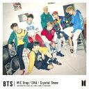 【新品】【CD】MIC Drop/DNA/Crystal Snow BTS(防弾少年団)