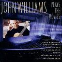 【新品】【CD】プレイズ・ザ・ムーヴィーズ ジョン・ウィリアムス(ギター)(g)