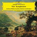 Symphony - 【新品】【CD】シューマン:交響曲全集 ヘルベルト・フォン・カラヤン(cond)