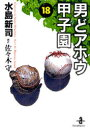 【新品】【本】男どアホウ甲子園 18 水島新司/著 佐々木守/原作