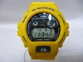 CASIO カシオ G-SHOCK FOX FIRE DW-6900 ジーショック フォックスファイアー デジタル 腕時計 黄 【中古】【送料無料】