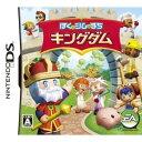【中古】【ゲーム】【DSソフト】ぼくとシムのまち キングダム DS