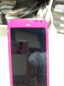 【中古】【白ロム】【au】Galaxy S2 WiMAX ISW11SC[シャイニーマゼンタ]