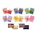 【新品】 おそ松さん くつろぎコレクションクリアファイル 購入特典:缶バッチ付き 〔BOX販売〕 〔 グッズ 〕