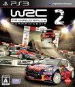 【中古】 WRC2 FIA ワールドラリーチャンピオンシップ PS3 BLJM-60439 / 中古 ゲーム
