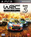 WRC 3 FIA ワールドラリーチャンピオンシップ 【PS3】【ソフト】【中古】【中古ゲーム】