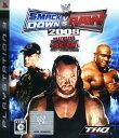 【中古】WWE 2008 スマックダウン VS ロウ PS3 BLJM-60047 / 中古 ゲーム