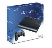 【中古】【PS3 本体】PlayStation3チャコール・ブラック 500GB【中古ゲーム】