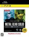 メタルギアソリッド HD EDITION PlayStation3 the Best 【新品】 PS3 ソフト BLJM-55056 / 新品 ゲーム
