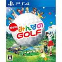 New みんなのゴルフ 【新品】 PS4 ソフト PCJS-...