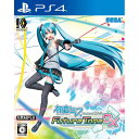 【中古】 初音ミク Project DIVA Future Tone DX PS4 PLJM-16007 / 中古 ゲーム