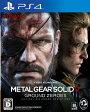 メタルギア ソリッド V グラウンド・ゼロズ PS4 【PS4】【ソフト】【中古】【中古ゲーム】