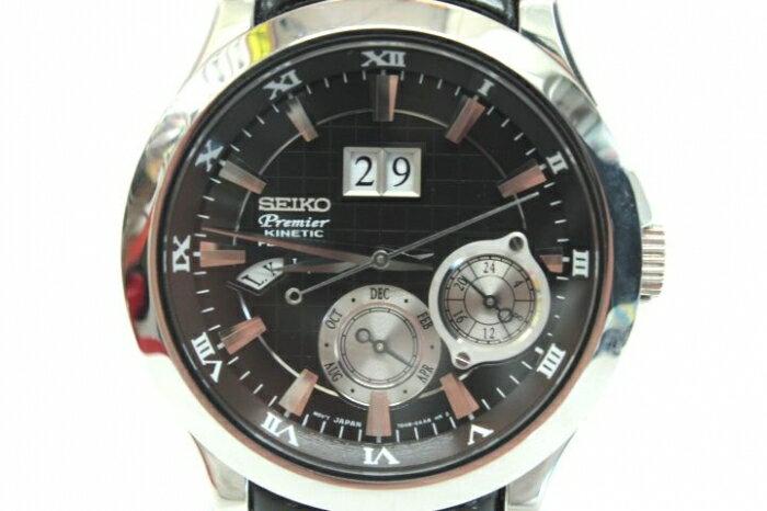 Купить часы Seiko Kinetic - AdventikaWatch