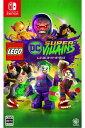 【中古】レゴ DC スーパーヴィランズ Nintendo Switch ニンテンドースイッチ HAC-P-ANW7C/ 中古 ゲーム