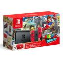 Nintendo Switch スーパーマリオ オデッセイセット ニンテンドースイッチ 本体 / 中古 ゲーム
