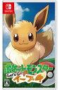 【中古】ポケットモンスター Let 039 s Go! イーブイ Nintendo Switch ニンテンドースイッチ HAC-P-ADW3A/ 中古 ゲーム