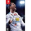 【中古】 FIFA 18 Nintendo Switch / 中古 ゲーム