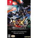 【中古】 モンスターハンターダブルクロス Nintendo Switch Ver. ニンテンドースイッチ HAC-P-AAB7A / 中古 ゲーム