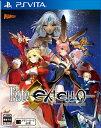 Fate/EXTELLA 【PS Vita】【ソフト】【中古】【中古ゲーム】