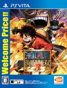 ワンピース 海賊無双3 『廉価版』 【新品】 PSVita ソフト VLJM-35430 / 新品 ゲーム