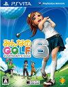 みんなのGOLF 6 【PSVita】【ソフト】【中古】【中古ゲーム】