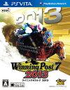 Winning Post 7 2013 【PSVita】【ソフト】【中古...