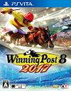 【中古】 ウイニングポスト8 2017 PSVita VLJM-35424 / 中古 ゲーム