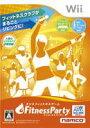 フィットネス パーティ 【Wii】【ソフト】【中古】【中古ゲーム】