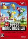 New スーパーマリオブラザーズ 【Wii】【ソフト】【中古】【中古ゲーム】