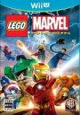 LEGO マーベル スーパー・ヒーローズ ザ・ゲーム 【Wii U】【ソフト】【中古】【中古ゲーム】