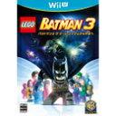 LEGOバットマン3 ザ・ゲーム ゴッサムから宇宙へ 【Wii U】【ソフト】【中古】【中古ゲーム】