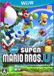 Newスーパーマリオブラザーズ U【2500円以上購入で送料無料】【Wii U】【ソフト】【中古】【中古ゲーム】