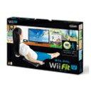【新品】【ゲーム】【WiiU】WiiFit U クロ ボード+フィットメーターセット