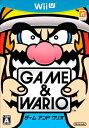 ゲーム&ワリオ 【中古】 WiiU ソフト WUP-P-ASAJ / 中古 ゲーム